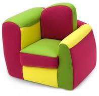 Итальянская мягкая мебель ADRENALINA кресло Symbol Babby