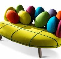 adrenalina-uphИтальянская мягкая мебель ADRENALINA диван Jelly