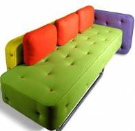 Итальянская мягкая мебель ADRENALINA диван Chew
