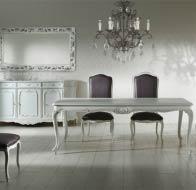 Итальянская мебель ANGELO CAPELLINI столовая бренд MEDIATERRANEO