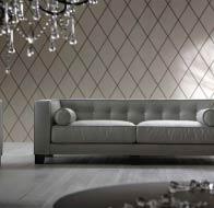 Итальянская мебель ANGELO CAPELLINI бренд OPERA диван IGOR