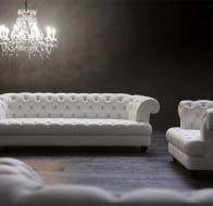 Итальянская мебель ANGELO CAPELLINI бренд OPERA диван LISETTE