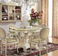 Итальянская мебель Antonelli Moravio классическая столовая Pitti