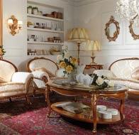 Итальянская мебель Antonelli Moravio классическая гостиная Napoleone