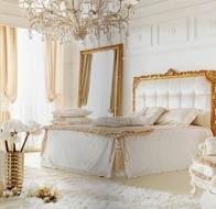 Итальянская мебель Antonelli Moravio классическая спальня Belvedere