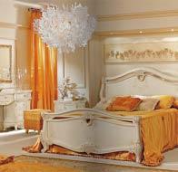 Итальянская мебель Antonelli Moravio классическая спальня Isabella