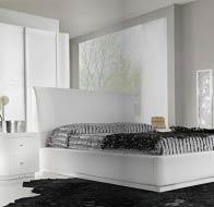 Итальянская мебель Antonelli Moravio модерн спальня Stardust