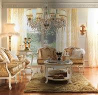 Итальянская мебель Antonelli Moravio классическая спальня Napoleone