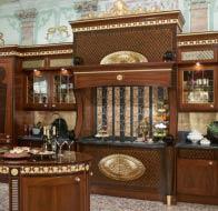 Итальянские кухни ARCA классическая коллекция MAJESTIC