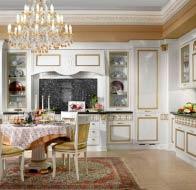 Итальянские кухни ARCA классическая коллекция PRESTIGE