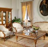 Итальянская столовая  ARCA классическая коллекция MASTER