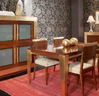 Итальянская столовая ARCA классическая коллекция MODERNARIATO