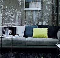Итальянская мягкая мебель ARKETIPO диван Cicladi