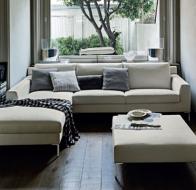 Итальянская мягкая мебель ARKETIPO диван Easy