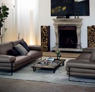 Итальянская мягкая мебель ARKETIPO диван Ego