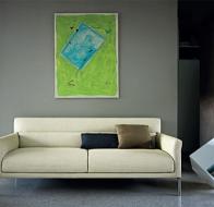Итальянская мягкая мебель ARKETIPO диван Lands
