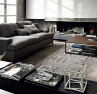 Итальянская мягкая мебель ARKETIPO диван Malta