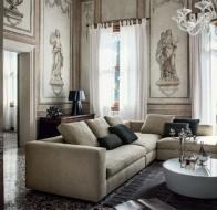 Итальянская мягкая мебель ARKETIPO диван Marea