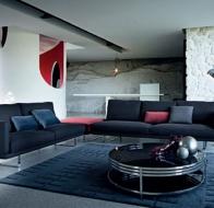 Итальянская мягкая мебель ARKETIPO диван Rail