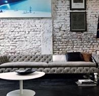 Итальянская мягкая мебель ARKETIPO диван Windsor
