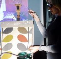 Презентация английских тканей Ashley Wilde, Kai в Decoration Club