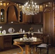 Итальянская мебель Asnaghi Interiors классическая кухня Dorotea