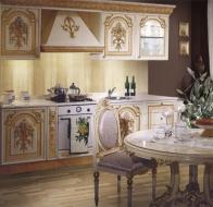 Итальянская мебель Asnaghi Interiors классическая кухня Sephora