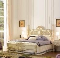 Итальянская спальня Asnaghi Interiors классическая коллекция Star кровать Cara