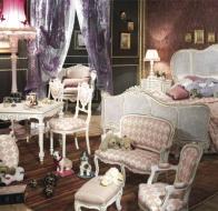 Итальянская детская мебель Asnaghi Interiors классическая коллекция Luxury детская Manet