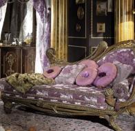 Итальянская мягкая мебель Asnaghi Interiors классическая коллекция Luxury диван Manet