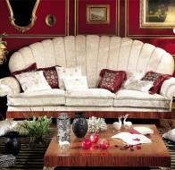 Итальянская мягкая мебель Asnaghi Interiors классическая коллекция Luxury диван Matisse