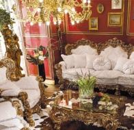 Итальянская мягкая мебель Asnaghi Interiorsклассическая коллекция Manzoni диван Wilde