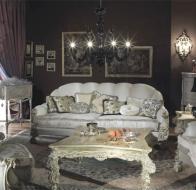 Итальянская мягкая мебель Asnaghi Interiors классическая коллекция Prestige диван Elegante