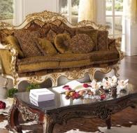Итальянская мягкая мебель Asnaghi Interiors классическая коллекция Star диван Deneb