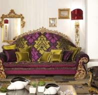 Итальянская мягкая мебель Asnaghi Interiors классическая коллекция Star диван Elnath