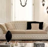 Итальянская мягкая мебель Asnaghi Interiors классическая коллекция Star диван Polar