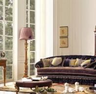 Итальянская мягкая мебель Asnaghi Interiors классическая коллекция Star диван Zaniah
