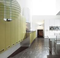 Итальянские кухни ASTER современная коллекция ATELIER