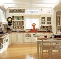 Итальянские кухни ASTER классическая коллекция SINTONIA