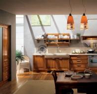Итальянская мебель Bamax классическая коллекция Altamarea кухня