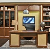 Итальянская мебель Bamax классическая коллекция Cembridge кабинет