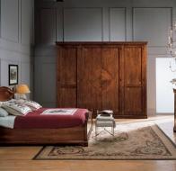 Итальянская мебель Bamax классическая коллекция Leonardo спальня