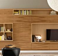 Итальянская мебель Bamax современная коллекция Corteccia гостиная