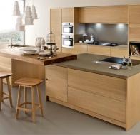 Итальянская мебель Bamax современная коллекция Corteccia кухня