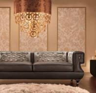 Итальянская мебель Bastex  диван в классическом стиле Desiderio