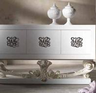 Итальянская мебель Bastex  столовая коллекции White Titania