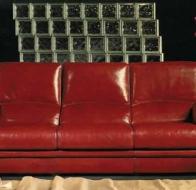 Итальянская мебель Bastex  кожаный диван Fenice