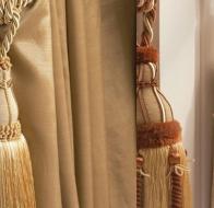 Коллекция аксессуаров для штор British Trimmings
