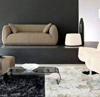 Итальянская мягкая мебель Calligaris современный диван Fashion Supersoft
