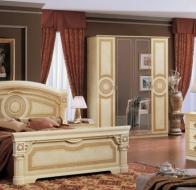 Итальянская спальня Camelgroup классическая коллекция Gold кровать Aida